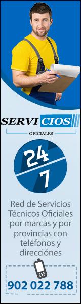 Red de Servicios Técnicos Oficiales